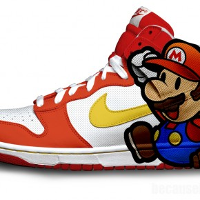 Super Mario Bros - Sneakers
