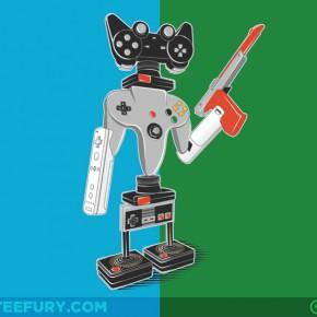Vinn en snygg gaming-tröja!