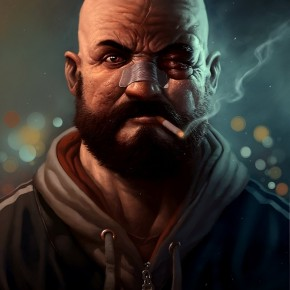 Zangief, the russian badass