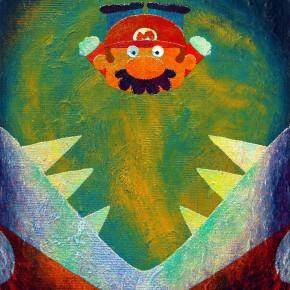 Mario faller
